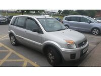 Ford Fusion 08 TDci 1.4