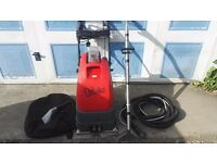 Victor SX15 Carpet Cleaner and Spraymaster MVS 15