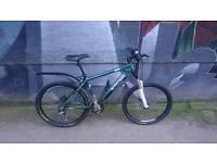 """Kona Caldera 18"""" downhill mountain bike"""
