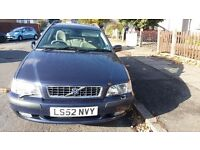 BLUE/ NAVY VOLVO V40 S AUTOMATIC ESTATE CAR FOR SALE, IMMACULATE CONDITION