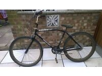 Vintage Raleigh Bomber - Good Condition