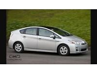 Pco car hire including Insurance £200 Toyota Prius available