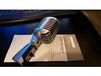 Shure 55SH Series II Vocal Unidyne Microphone