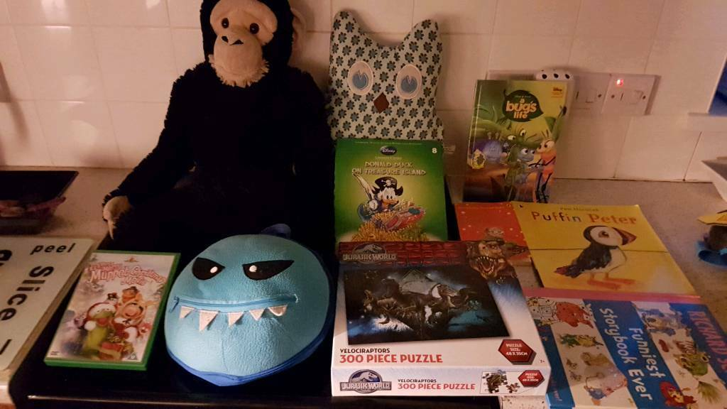 Kids toys, teddies and more