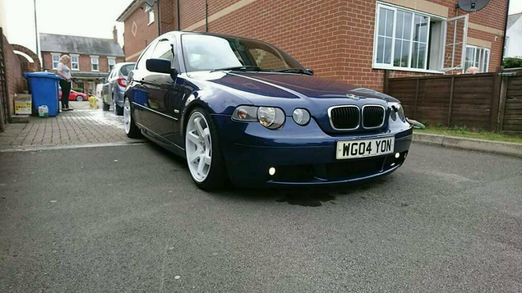 bmw e46 compact 2 8 in andover hampshire gumtree. Black Bedroom Furniture Sets. Home Design Ideas