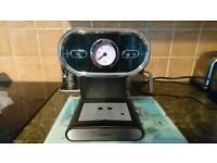 SilverCrest Espresso machine