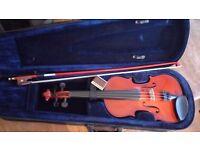 Violin children's age 5-10