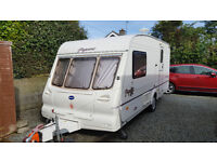 Caravan Baily Pagent Monarch 2002 with Motor Mover