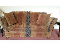 Duresta sofa in excellent condition