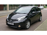 Nissan, NOTE, MPV, 2016, Other, 1198 (cc), 5 doors