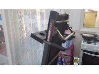 Moterised treadmill 50