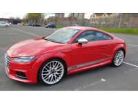 Stunning Audi TTS, TFSI Quattro, 306BHP,2 years old, 13,500, excellent condition, fully loaded.