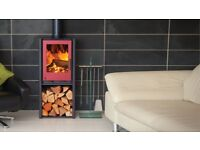 Aarrow i400 Freestanding wood and solid fuel burning stove