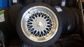 Dare Alloy wheels 17 Audi A1 A2 A3 A4 A6 A8 S1 S2 S3 TT Mini cooper Skoda superb jetta scirocco