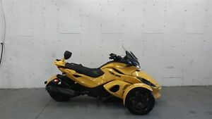2013 Can-Am Spyder ST-S SM5