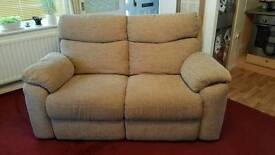 Two seat sofa for quick sale