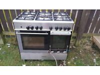 kenwood range cooker parts ?