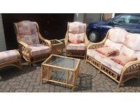 5 Piece Conservatory Furniture Set