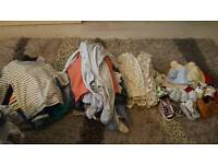 Baby boy clothes bundle (newborn-12 months including Adidas, timberland, Ted Baker,disney)
