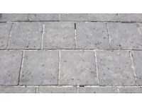 Grey Paving Slabs 450x450mm 40mm thick Stone Slabs