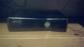 ***XBOX 360 WITH KINECT***