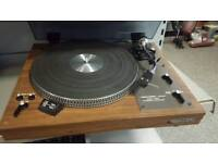 Realistic lab-400 direct drive turntable