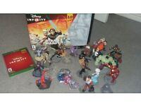 Xbox One Disney Infinity 3.0 plus Characters