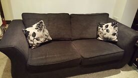 Two seater sofa and Two seater double sofa bed for sale