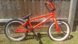 Teenagers BMX diamondback bike for sale