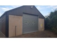Garage Unit Shed Storage to Let