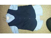 Shirt and coat