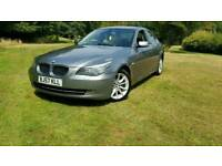 IMMACULATE BMW 520D 57 REG AUTOMATIC,FULL LEATHER EXCELLENT RUNNER,PX/SWAPS WELCOME!!!!!!!
