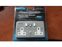 Double Electric Socket