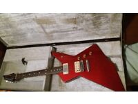 Ibanez vintage 1982 Destroyer II ****made in japan****300 ponds only today