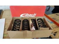 Lexus is250 eibach lowering springs