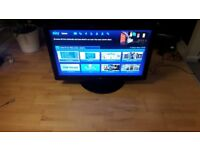 LG 42 INCH 1080p DIGITAL FREEVIEW LCD TV WITH REMOTE , AND STAND FREE LOCAL DELIVERY