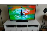 "50"" Bush LED tv Ultra HD 4k like new"