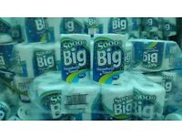job lot of kitchen towel , four pack and jumbo.