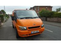 Ford transit 51 plate