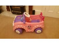 Minnie Mouse kids Electric Ride on Car