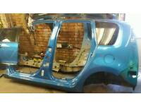 C3 picasso complete near side rear wing and sill