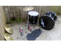 Gear 4 Music Drums - Assortment of Drums and Cymbols *** OPEN TO OFFERS ***