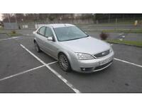 FORD MONDEO 2.0TDCi 130 Zetec S 5dr (silver) 2003