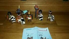 Playmobil Egyptian soldiers set