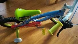 Buzz lightyear bike