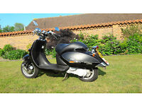 Aprilia Scooter – ONLY 850 miles!