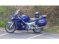 For sale : Yamaha FJR1300 Low mileage, 12 months MOT