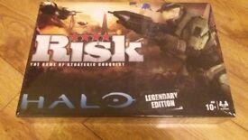 HALO RISK - 'Legendary Edition' board game