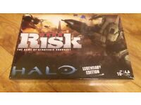 HALO RISK - 'Legendary Edition' board game