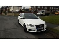 Audi A3 .hàve 10 months mot and just serviced in january .very clean and tidey car .Ready to drive